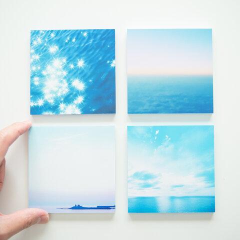 SQU4RE-スクエア-【Blue Sea】新生活を彩るインテリアフォト