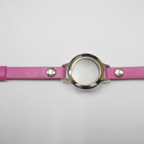 SHAREKI ガラスロケット 腕時計Aタイプ ローズ