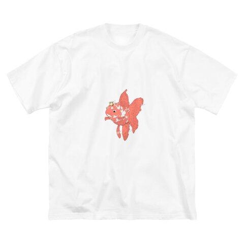 Tシャツ「赤琉金」