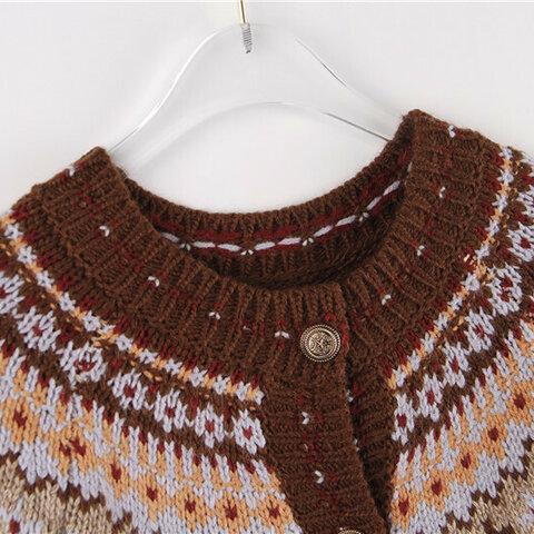 受注制作  秋と冬*可愛いセーター