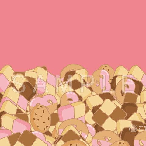 食いしん坊さんのやまもりクッキー①