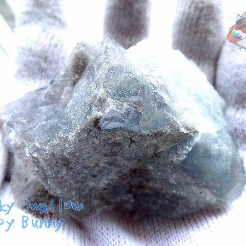 ⚒️ フローライトクラスター標本 結晶 原石 標本 コレクション用 No.3031