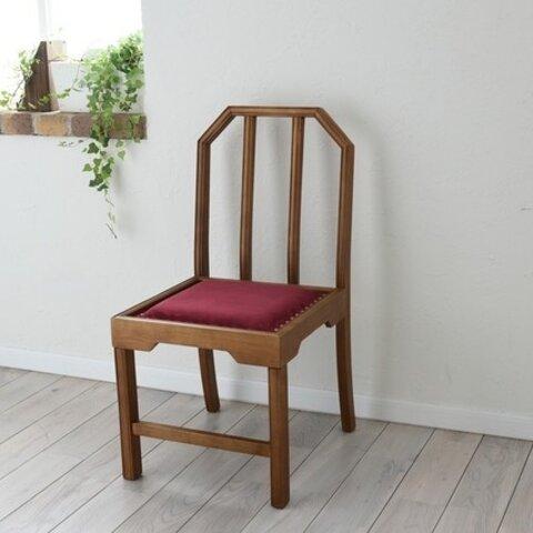 【送料無料】2脚セット〜Red/ Modern Dining Chair