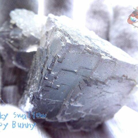 ⚒️ フローライトクラスター標本 結晶 原石 標本 コレクション用 No.3026