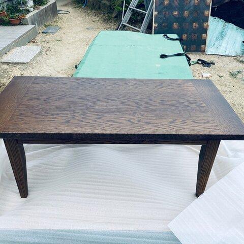 センターテーブルナラ105日本製
