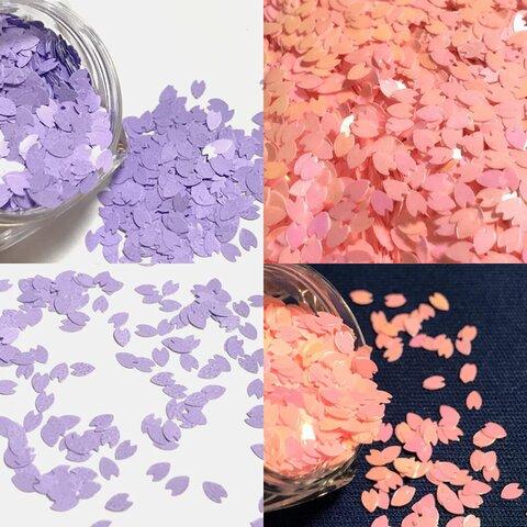 桜の花びらのホログラム(EF)2種類セット