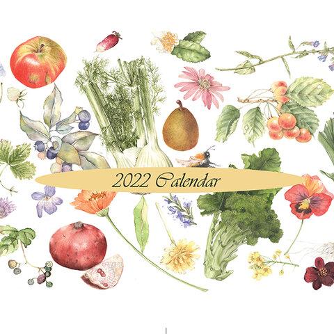 2022年用カレンダー10冊セット