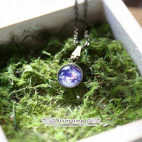 惑星石のペンダント【選べる6つの惑星】