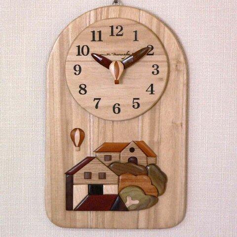 時計 森の家 *現品のみ