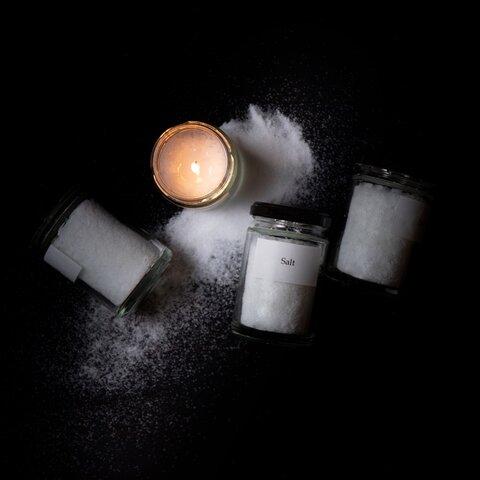 Salt キャンドル