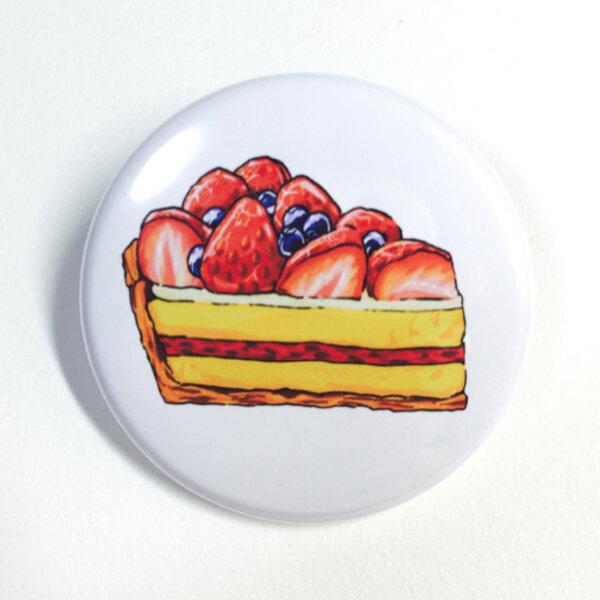 いちご タルト イラスト
