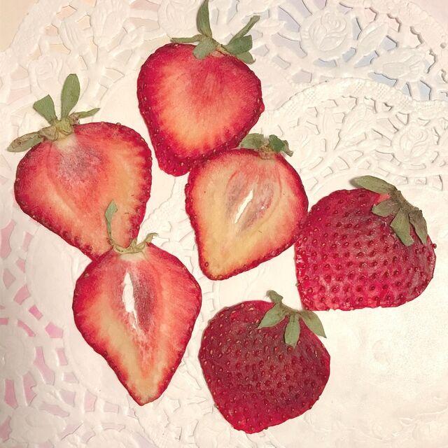 ドライ フルーツ いちご