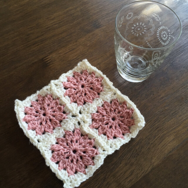 コースター 編み物 The Basics